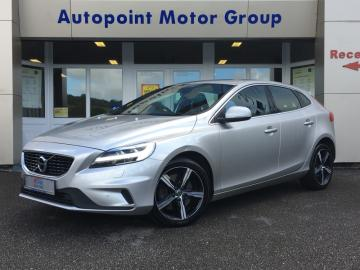 Volvo V40 2.0D D4 (190bhp) R-Design Drive-E G/T S/S ** Haggle Free Prices - 12 Months Nationwide Warranty & 12 Months Roadside Assistance **