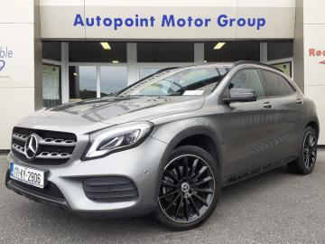 Mercedes-Benz GLA 2.2D (180bhp) AMG 4 Matic  D Line Prem ** Haggle Free Prices - 12 Months Nationwide Warranty & 12 Month's Roadside Assistance **