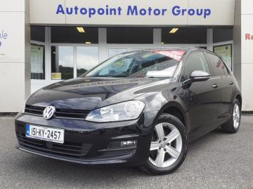 Volkswagen Golf 1.6 TDI MATCH BMT ** Haggle Free Prices- 12 Months Nationwide Warranty & 12 Months Roadside Assistance **