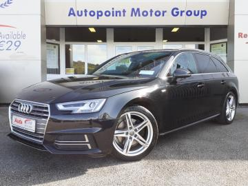 Audi A4 Avant 2.0 TDI (150bhp) S-LINE ** FREE Nationwide Delivery - Reserve or BUY this Vehicle Online Today **