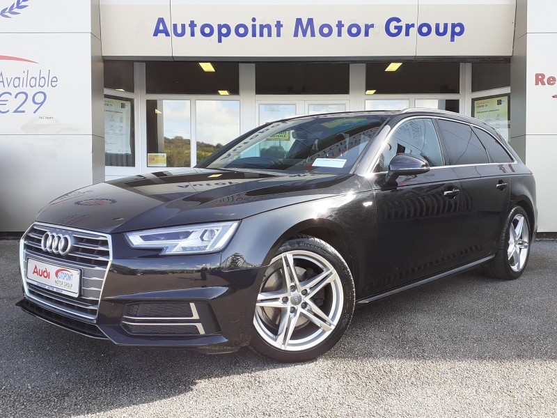 Audi A4 Avant 2.0 TDI (150bhp) S-LINE ** Buy Online & SAVE ++EURO++000's - 10 DAY Flash SALE Now On **