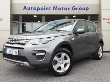 Land Rover Discovery Sport 2.0D HSE ** Haggle Free Prices- 12 Months Nationwide Warranty & 12 Months Roadside Assistance **