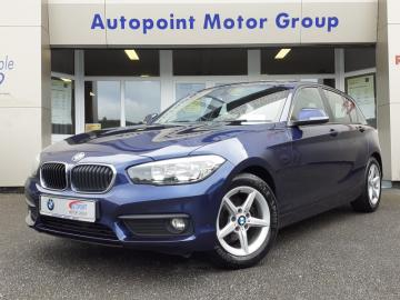 BMW 1 Series 116D Efficient Dynamics Plus