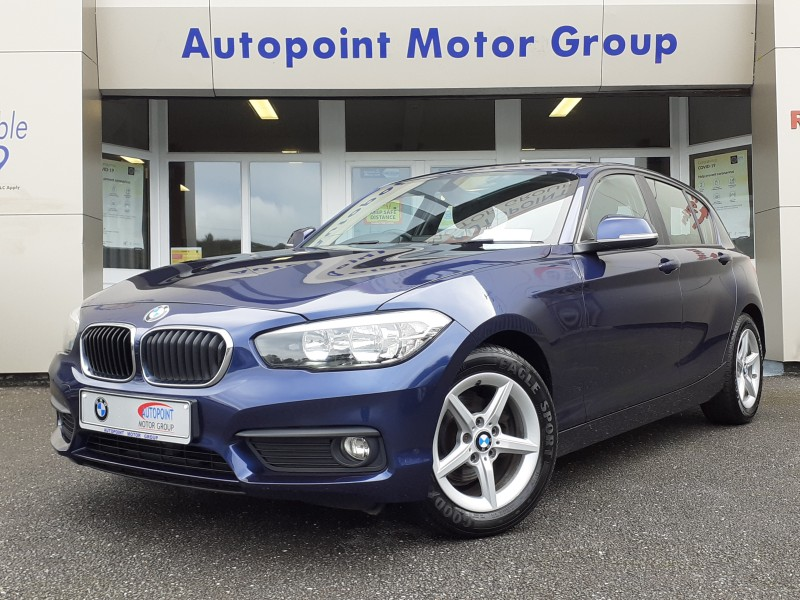 BMW 1 Series 116D Efficient Dynamics Plus ** Haggle Free Prices- 12 Months Nationwide Warranty & 12 Months Roadside Assistance **