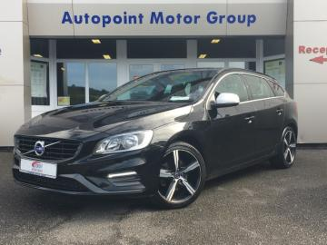 Volvo V60 (172) 2.0D D3 (150ps) R-Design Nav DRIVe-E ** FREE Nationwide Delivery -  Reserve or BUY this Vehicle Online Today **