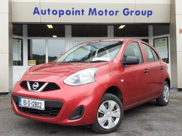 Nissan Micra 1.2i XE  ** Haggle Free Prices - 12 Month's Nationwide Warranty & 12 Month's Roadside Assistance **
