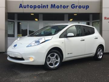 Nissan Leaf 0.0 30kWh ACENTA (Fast charge option) ** FREE Nationwide Delivery -  Reserve or BUY this Vehicle Online Today **