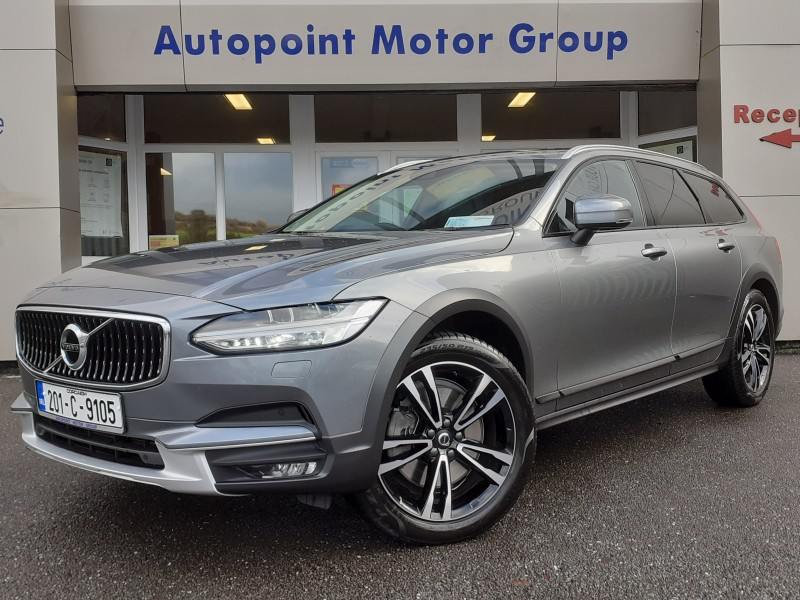 Volvo V90 2.0D D4 (190bhp) CrossCountry Plus G/T S/S (HIGH SPEC) ** FREE Nationwide Delivery -  Reserve or BUY this Vehicle Online Today **
