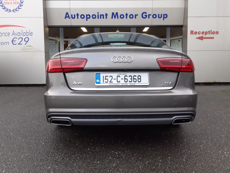 Audi A6 3.0 TDI S-LINE QUATTRO (268BHP) ** FREE Nationwide Delivery - Reserve or BUY this Vehicle Online Today **