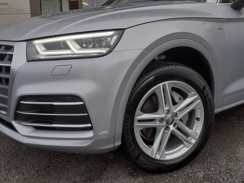 Audi Q5 2.0 TDI Quattro S-Line (190bhp) S /T S/S ** FREE Nationwide Delivery - Reserve or BUY this Vehicle Online Today **