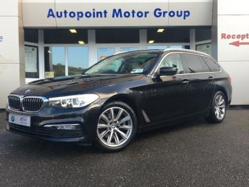 BMW 5 Series 2.0D 520d SE ESTATE