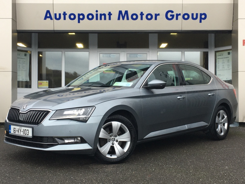 Skoda Superb 2.0TDI (150bhp) STYLE ** FREE Nationwide Delivery - Reserve or BUY this Vehicle Online Today **
