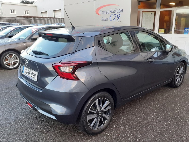 Nissan Micra 1.5 DCI ACENTA ** FREE Nationwide Delivery -Reserve Or Buy This Vehicle Online Today **