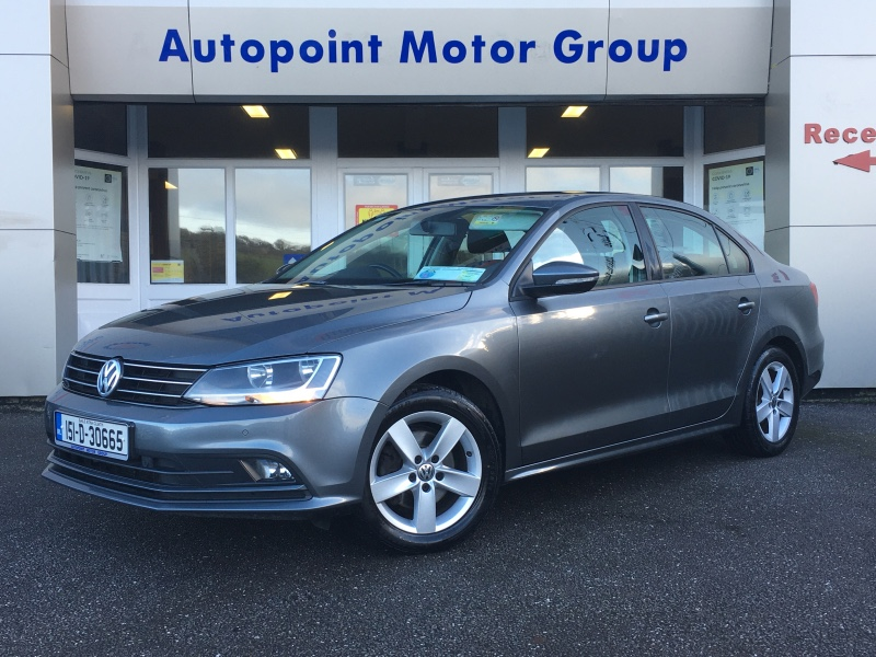 Volkswagen Jetta 2.0TDI (110bhp) Comfortline BMT  ** FREE Nationwide Delivery - Reserve or BUY this Vehicle Online Today **