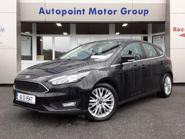 Ford Focus 1.5 TDCI ZETEC ** FREE Nationwide Delivery - Reserve or BUY this Vehicle Online Today **