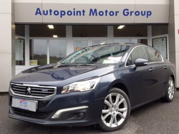 Peugeot 508  1.6 HDI ALLURE BLUE ** FREE Nationwide Delivery - Reserve or BUY this Vehicle Online Today **