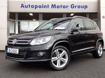 Volkswagen Tiguan 2.0 TDI (110bhp) R-Line BMT ** FREE Nationwide Delivery - Reserve or BUY this Vehicle Online Today **