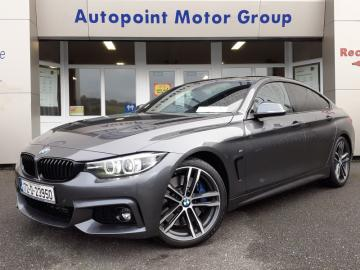 BMW 4 Series 430D (260bhp) M-SPORT PLUS GRAN COUPE ** FREE Nationwide Delivery - Reserve or BUY this Vehicle Online Today **