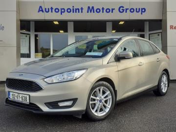 Ford Focus STYLE 1.6TDCI  ** Nationwide Delivery available - Reserve Or Buy This Car Online Today **