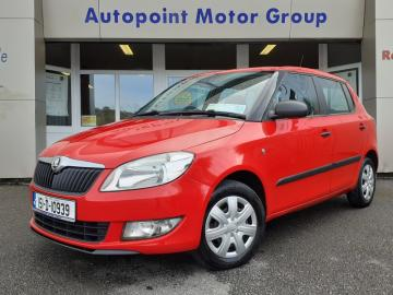 Skoda Fabia ACTIVE 1.2i  ** Nationwide Delivery Available - Reserve Or Buy  This Car Onlie Today **