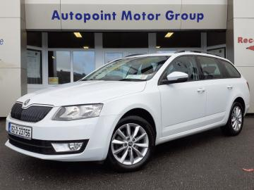 Skoda Octavia 1.6 TDI (110bhp) Ambition Combi ** Free Nationwide Delivery - Reserve Or Buy This Vehicle Online Today **