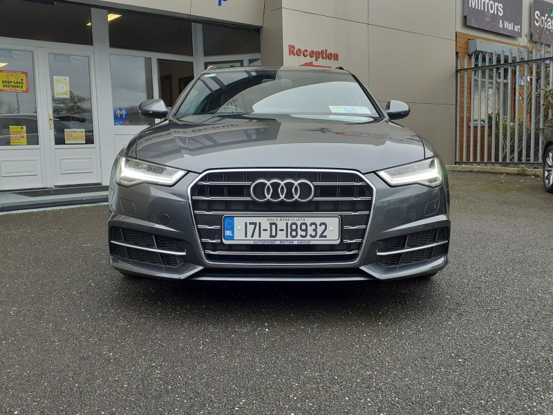 Audi A6 2.0 TDI (190bhp) S-LINE AVANT ** FREE Nationwide Delivery - Reserve or BUY this Vehicle Online Today **