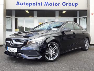 Mercedes-Benz CLA-Class 1.5D 180D CLA  AMG SPORT **   Nationwide Delivery Available  - Reserve Or Buy This Car Online Today **