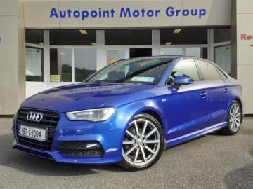 Audi A3 1.6 TDI (110ps) S-LINE ** FREE Nationwide Delivery - Reserve or BUY this Vehicle Online Today **