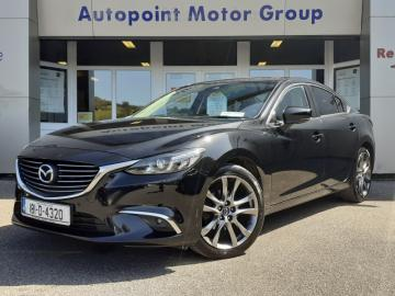Mazda 6 2.2D (150PS) PLATINUM  **   Nationwide Delivery Available  - Reserve Or Buy This Vehicle Online Today **
