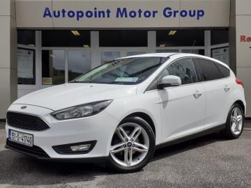 Ford Focus 1.6i ZETEC (125bhp)  **  Nationwide Delivery Available  - Reserve Or Buy This Vehicle Online Today **