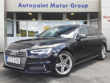 Audi A4 2.0 TDI S-LINE (150PS) ** Nationwide Delivery Available - Reserve or BUY this Vehicle Online Today **