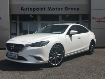 Mazda 6 2.2D SKYACTIV-D SPORT NAV 4D **  Nationwide Delivery Available  - Reserve or BUY this Vehicle Online Today **