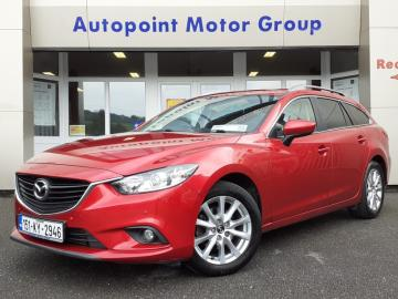 Mazda 6 2.2D SKYACTIV D SE- NAV ** Nationwide Delivery Available - Reserve Or Buy This Vehicle Online Today **