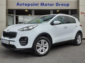 Kia Sportage 1.7 CRDI PLATINUM SAM **  Nationwide Delivery Available - Reserve or BUY this Vehicle Online Today **