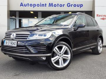 Volkswagen Touareg 3.0 TDI  V6 (262bhp) R-LINE (High Spec) ** Nationwide Delivery Available - Reserve or BUY this Vehicle Online Today **