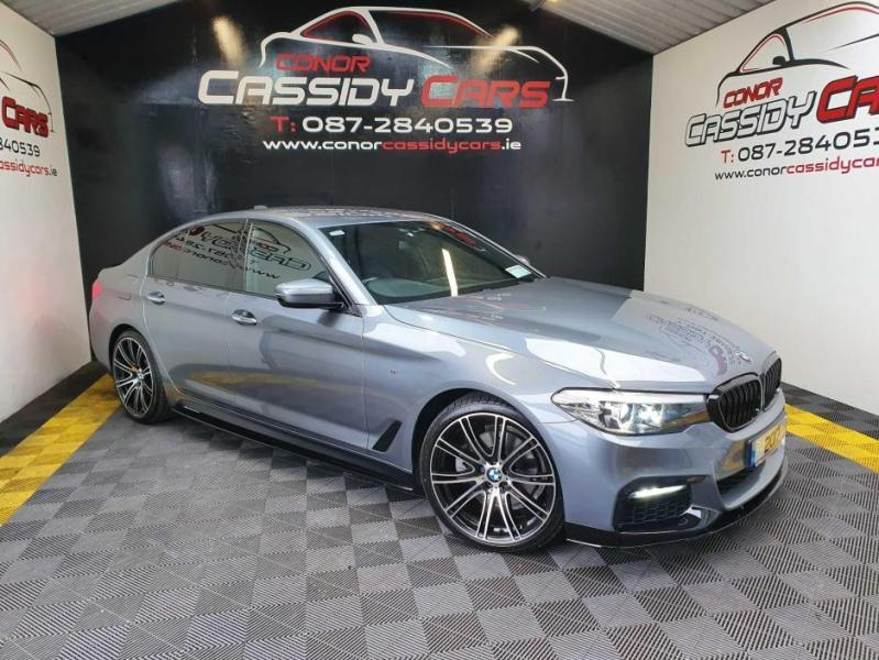 Used BMW 5 Series 2017 in Roscommon