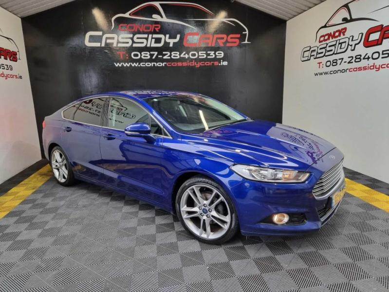 Used Ford Mondeo 2015 in Roscommon