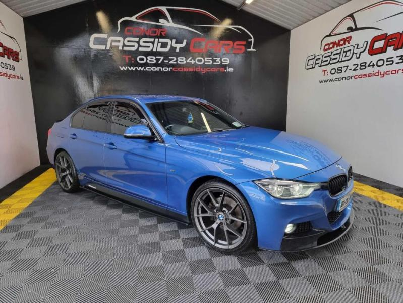 Used BMW 3 Series 2016 in Roscommon