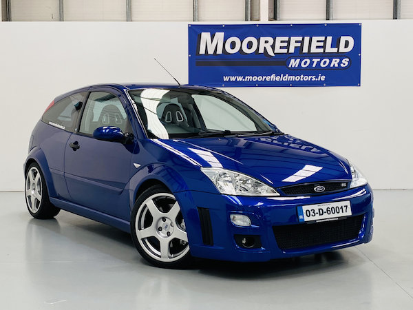 Used Ford Focus 2003 in Kildare