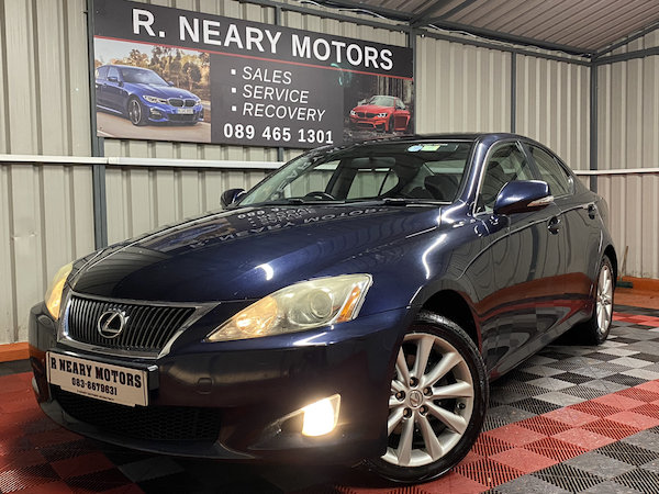 Used Lexus IS 2010 in Wexford