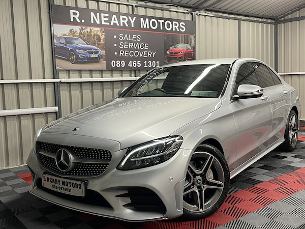 Used Mercedes-Benz C-Class 2019 in Wexford