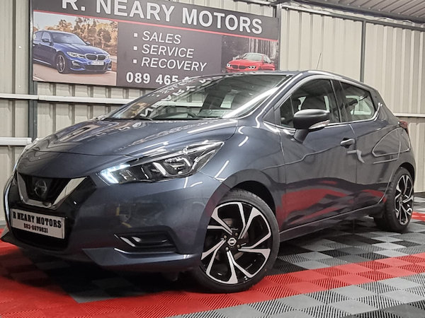 Used Nissan Micra 2018 in Wexford