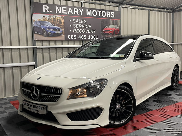 Used Mercedes-Benz CLA-Class 2017 in Wexford