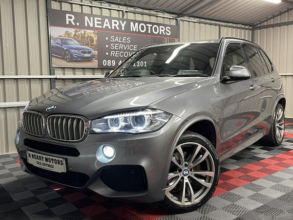 Used BMW X5 2018 in Wexford