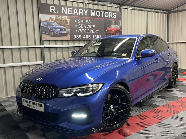 Used BMW 3 Series 2019 in Wexford
