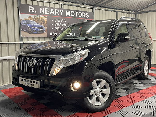 Used Toyota Land Cruiser 2016 in Wexford