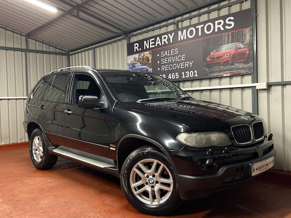 Used BMW X5 2006 in Wexford