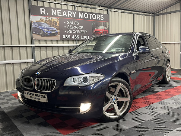 Used BMW 5 Series 2012 in Wexford