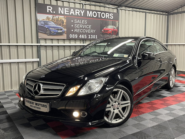 Used Mercedes-Benz E-Class 2010 in Wexford