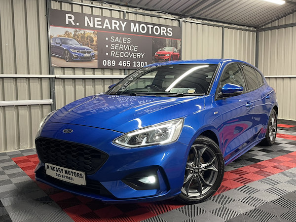 Used Ford Focus 2020 in Wexford